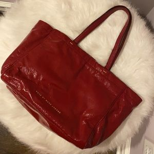 Red Marc Jacobs Tote